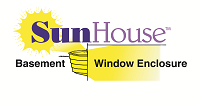 SunHouse™ basement window wells