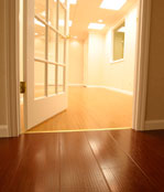 Basement flooring - Webster and Greater Rochester