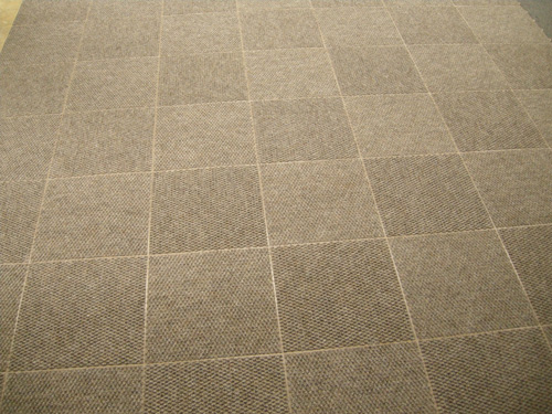 Our Carpeted Thermaldry Floor Tiles Make An Excellent Choice For Additional Living Space