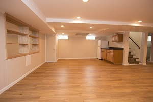 Basement Finishing Flooring In Rochester Nearby